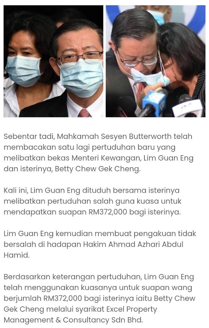 Syok Sangat Mengata Bini Najib, Kan Dah Kena Bini Sendiri