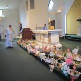 Błogoslawienie pokarmów w kościele MOQ, Norcross. Ks. Piotr Nowacki. zdjęcia E. Gürtler-Krawczyńska - 018.jpg