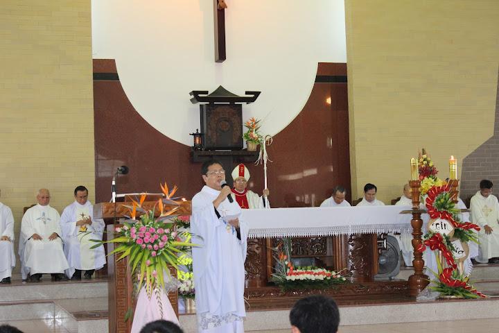 Thánh Lễ Tạ Ơn Mừng Kỷ Niệm Ngân Khánh Linh Mục Cha Phêrô Trần Bá Ninh, Quản lý Đại Chủng Viện