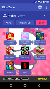 Kids Zone Parental Controls- screenshot thumbnail