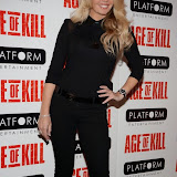 OIC - ENTSIMAGES.COM - Claire Cadwell attend the Age of Kill - VIP film Screening inLondon on the 1st April 2015.Photo Mobis Photos/OIC 0203 174 1069