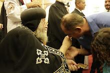 H.H Pope Tawadros II Visit (5th Album)