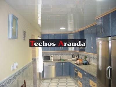 Fabricante de techos de lamas de aluminio Madrid