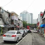 strange parking spots in Seoul in Seoul, Seoul Special City, South Korea