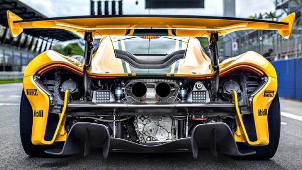 P1 GTR vs 675LT