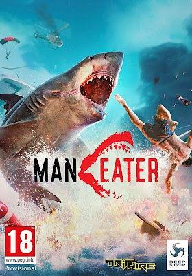 โหลดเกมส์ Maneater ฉลามสุดระทึก