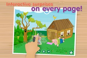 3 Little Piggies Interactive