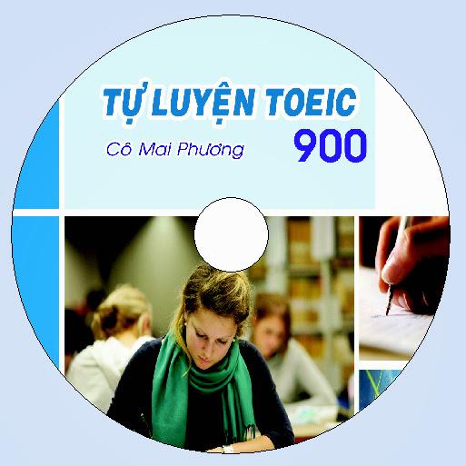 English Media tặng miễn phí DVD bộ tài liệu Tự luyện TOEIC 900