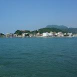 ferry ride to Cijin island in Kaohsiung, Taiwan in Kaohsiung, Kao-hsiung city, Taiwan