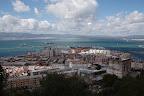 UN P'TIT BOUT D'ANGLETERRE??        Gibraltar depuis son rocher