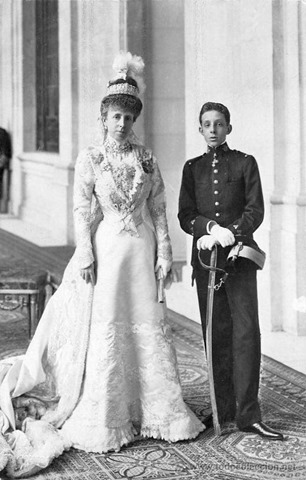 Crista and Alfonso XIII