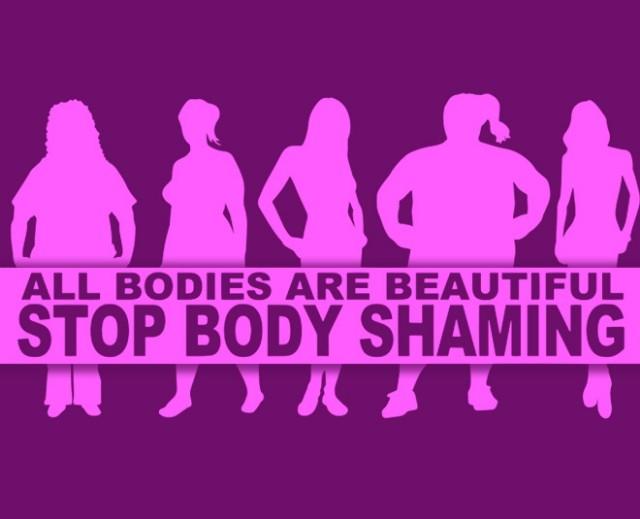 Awas! Body shaming adalah perbuatan jenayah.