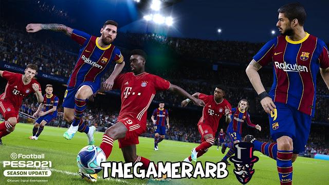 تحميل eFootball Pro Evolution Soccer 2021
