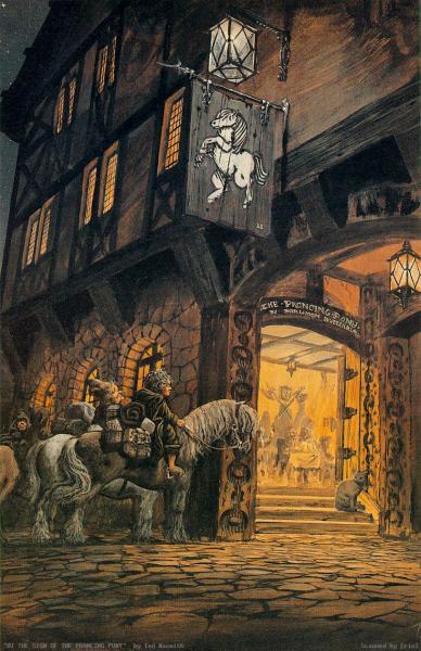Prancing, Fantasy Scenes 1