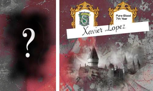 Xavier Lopez 7Th Year Pure Blood