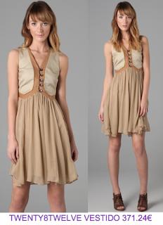 Twenty8Twelve vestido