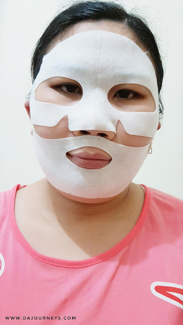 Dr. Jart+ Lift Up Your Face Line Dermask