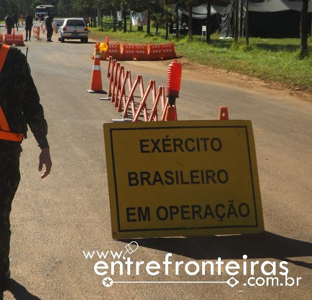 OPERAÇÃO ÁGATA - CEL SAPUCAIA