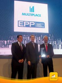 Empreendimento Imobiliário Acima de 15 mil m2: Multiplace Feira – Multiplace