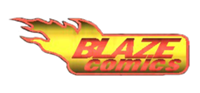 Man of Steel Blaze Comic Logo DC Universe Online