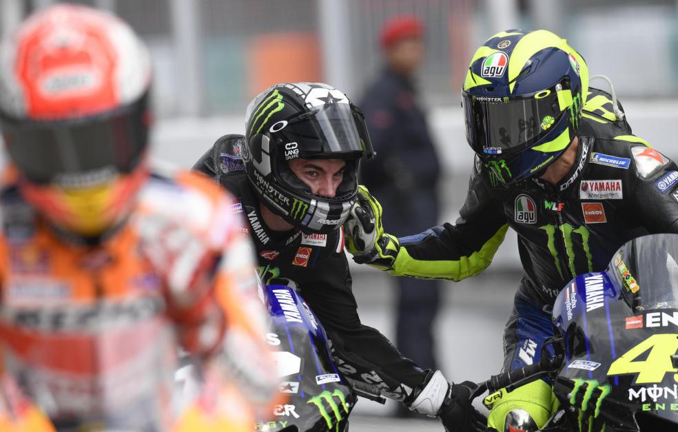 Persaingan Gelar Juara Dunia Yamaha MotoGP di Tahun 2020