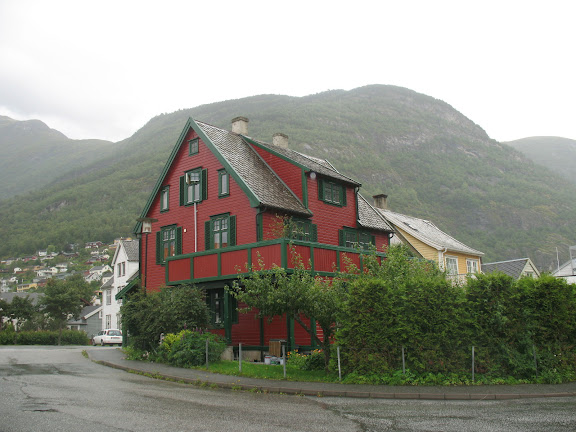 Casa de Aurland