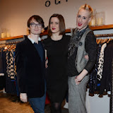 WWW.ENTSIMAGES.COM -    Fossy Meade, Eve- Yasmine Saoud-Easton and Lewis-Duncan Weedon    at         Fashion with Oui Friends in Harpenden Hertfordshire November 21st 2013                                           Photo Mobis Photos/OIC 0203 174 1069