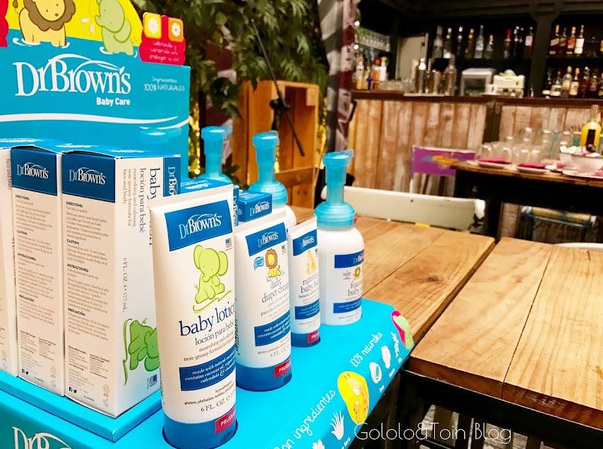 Productos higiene naturales de Dr.Browns