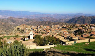 Amagar n Tefsut : l'accueil du printemps en Kabylie