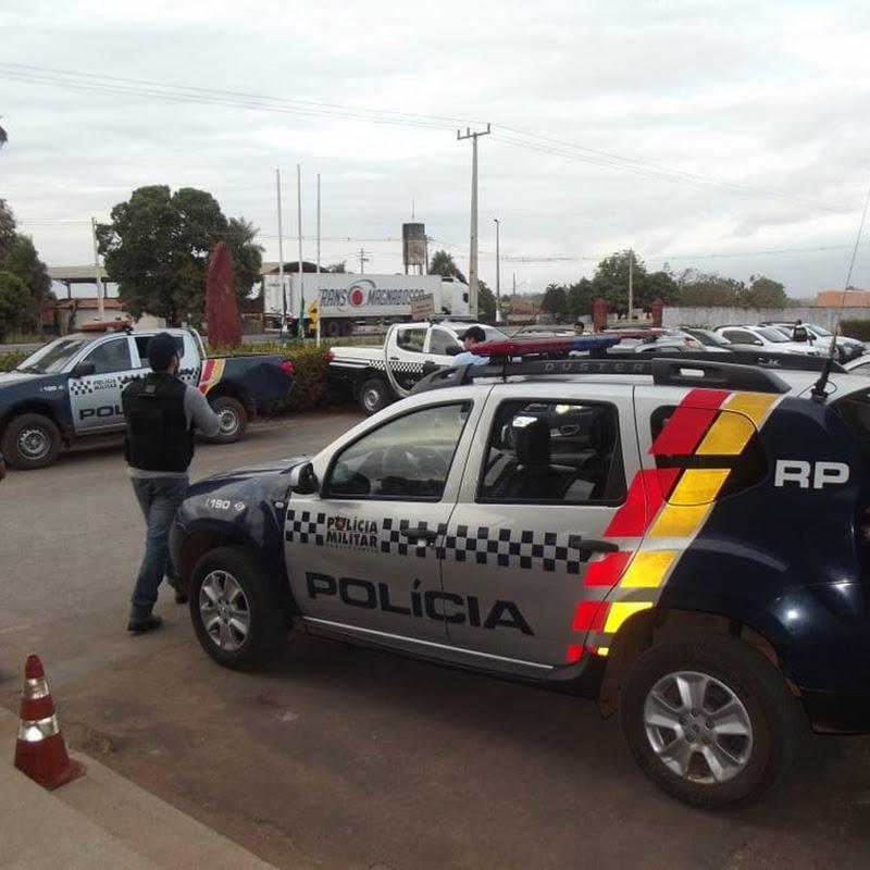 Polícia Militar e Polícia Civil realizaram operação SYRNEGON em Nobres