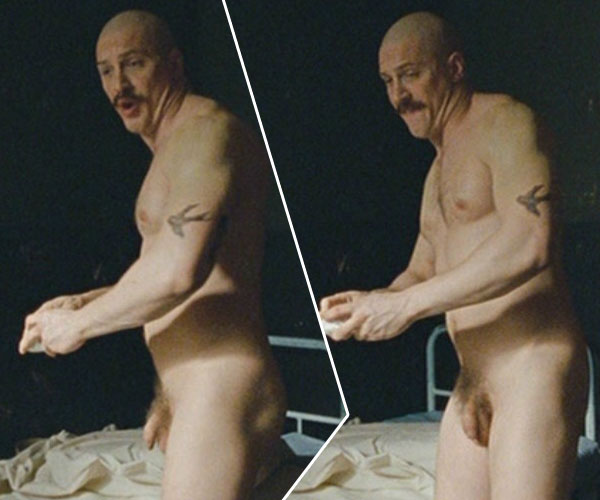 Assured, Tom hardy nude sccene share