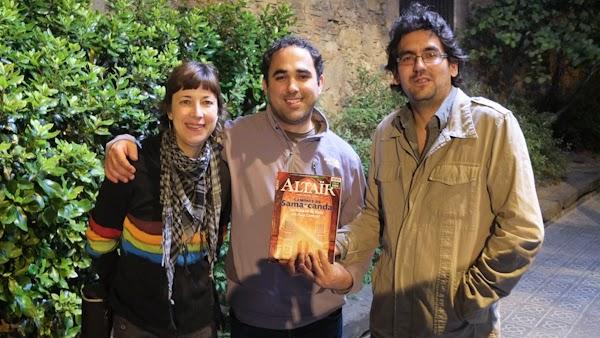 Col·laboradors revista Altaïr d'Asia central
