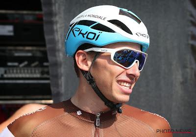Oliver Naesen één van de drie Belgen in zijn team die het beste wil maken van de Ruta del Sol