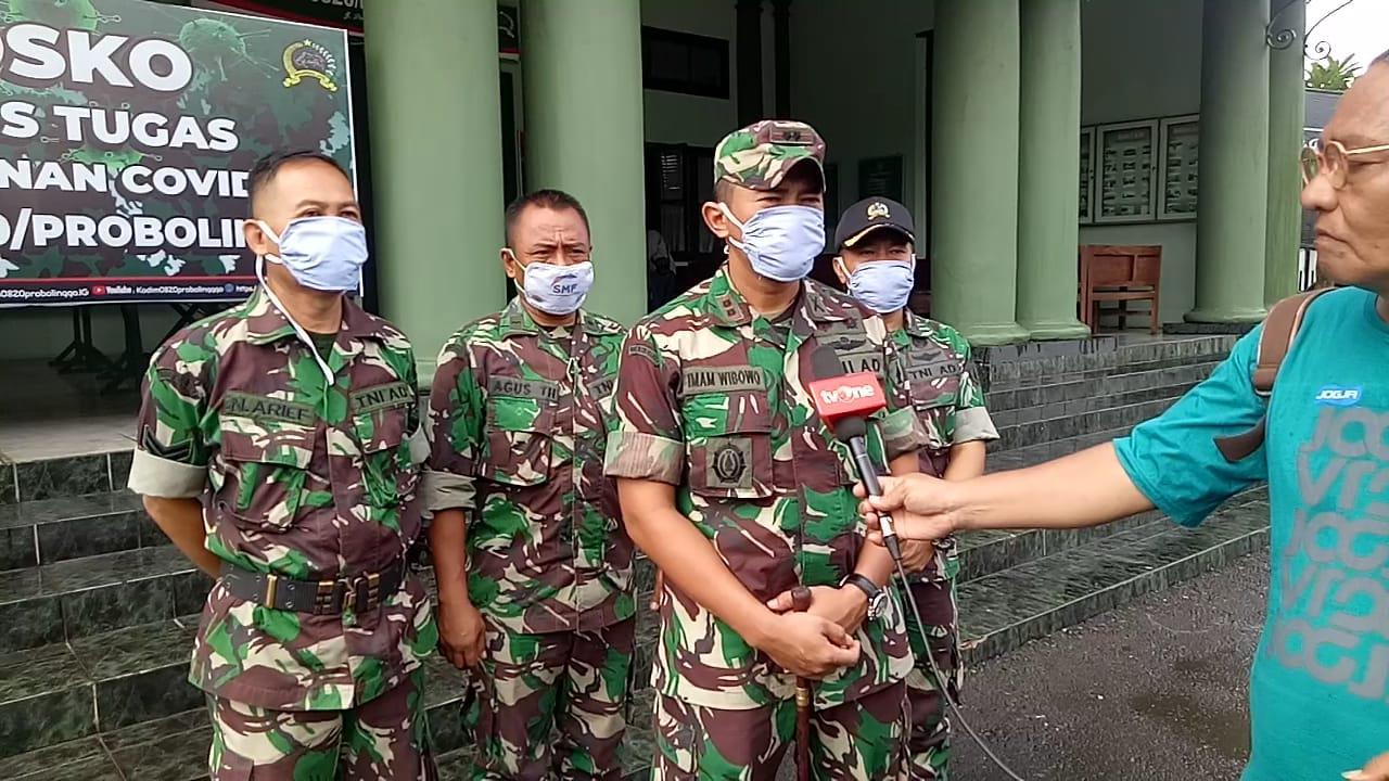 Institusi Polri- TNI dan Pemkot Kompak Cegah Corona