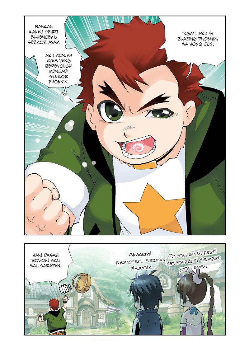 Baca Manga Soul Land Chapter 17 Komik Station