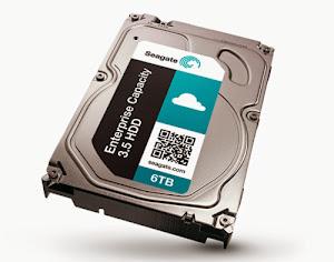 Ổ cứng HDD 6 TB nhanh nhất thế giới