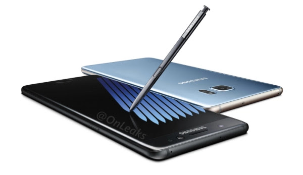Galaxy note 7: See Reason Why you should hurry up and preorder the Galaxy Note 7