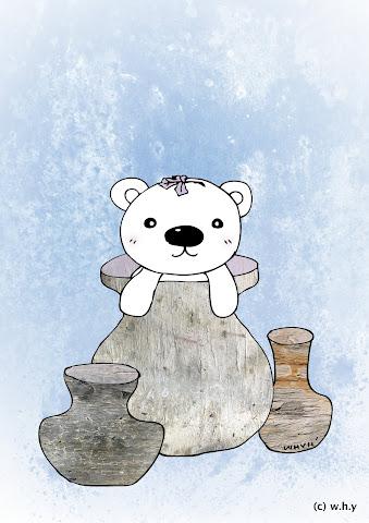 Pottery Bear