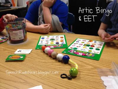 Artic Bingo & EET