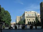 Barcelone: Plaza de la Seu