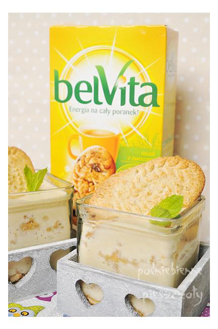 Śniadaniowy mus kawowy z belVitą