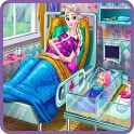 maternity doctor newborn baby &  mommy's pregnant icon