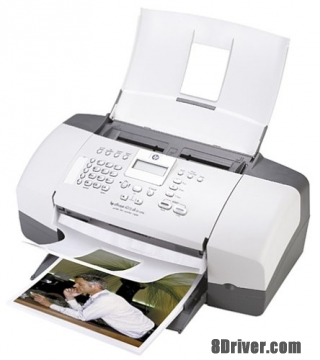 Free download HP Officejet 4215xi Printer driver & install