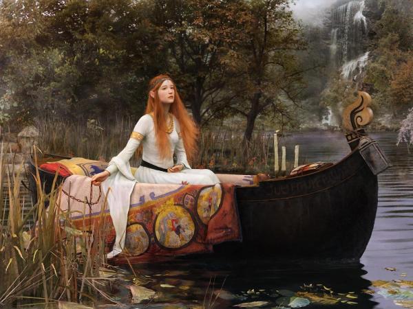 Elf Princess In The Boat, Elven Girls 2