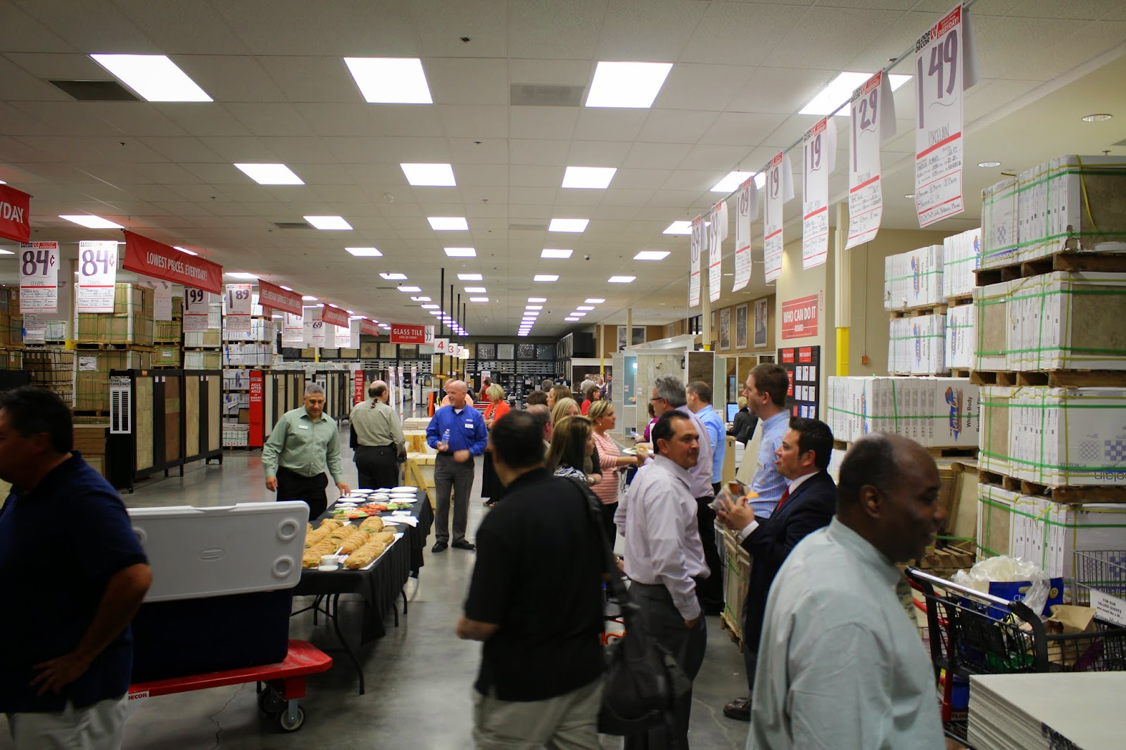 Chamber XChange at Floor and Decor