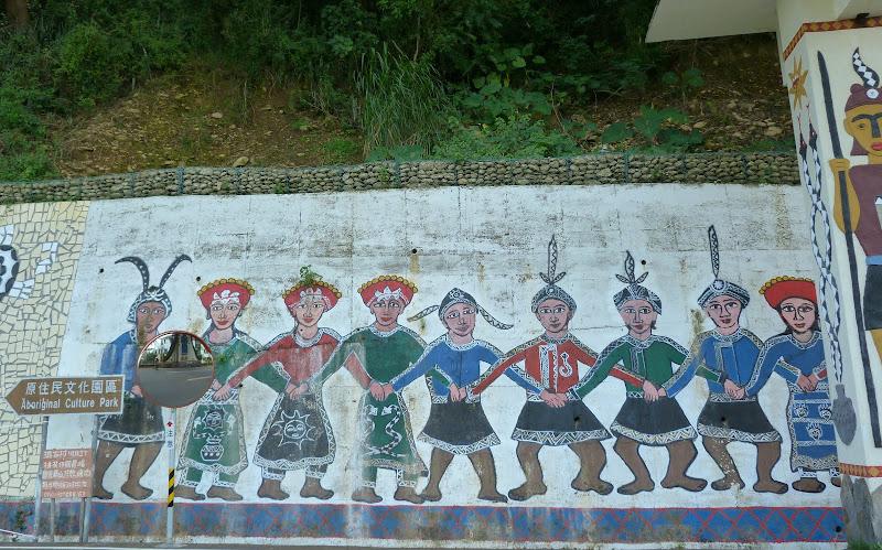 Tainan County.De Dona village à Meinong via Sandimen en scooter.J 12 - P1220573.JPG