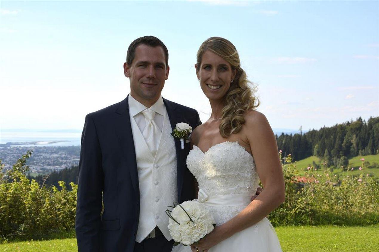 Hochzeit Büchele Tobias + Dajana am 04.09.2015