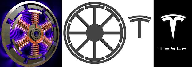 Significado logo de Tesla