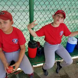 Saturday Morning Baseball Game