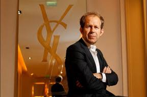 Former Yves Saint Laurent CEO Paul Deneve